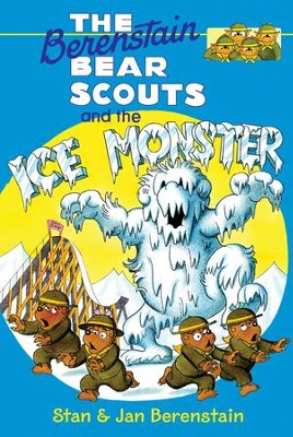The Berenstain Bears Chapter Book: The Ice Monster - eBook  -     By: Stan Berenstain, Jan Berenstain     Illustrated By: Stan Berenstain, Jan Berenstain