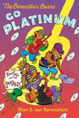 The Berenstain Bears Chapter Book: Go Platinum - eBook  -     By: Stan Berenstain, Jan Berenstain     Illustrated By: Stan Berenstain, Jan Berenstain