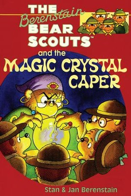 The Berenstain Bears Chapter Book: The Magic Crystal Caper - eBook  -     By: Stan Berenstain, Jan Berenstain     Illustrated By: Stan Berenstain, Jan Berenstain