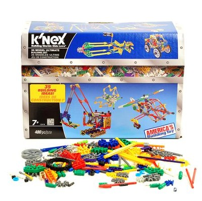 K'Nex 35 Model Ultimate Building Set   -
