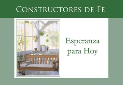 Esperanza Para Hoy, Constructores De Fe, Tarjetas  (Hope For Today, Faithbuilders, Cards)  -
