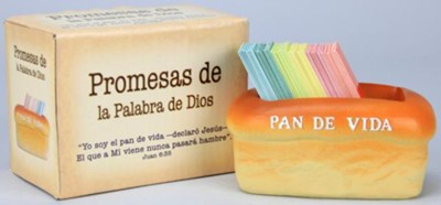 Pan De Vida, Tarjetas  (Bread Of Life, Cards)  -