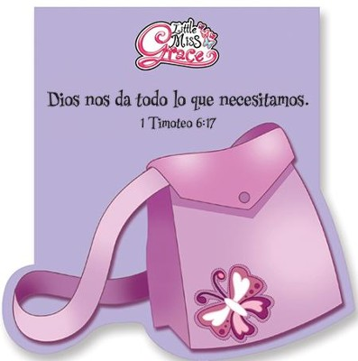 Dios nos Da Todo lo que Necesitamos, Libreta  (God Gives Us All We Need, Notepad)  -