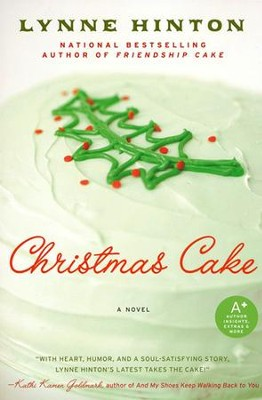 #4: Christmas Cake   -     By: Lynne Hinton
