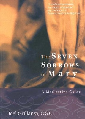 The Seven Sorrows of Mary: A Meditative Guide  -     By: Joel Giallanza
