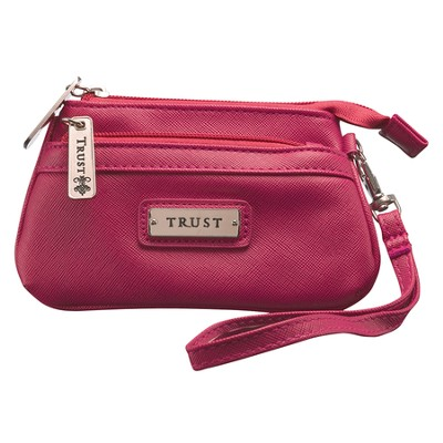 Trust Coin Purse, Pink  -