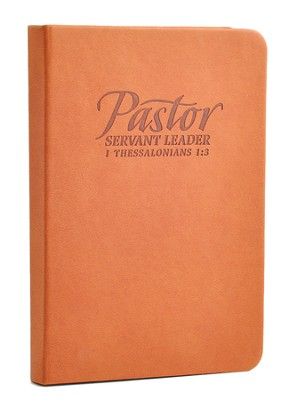 Pastor, Servant Leader Journal  -