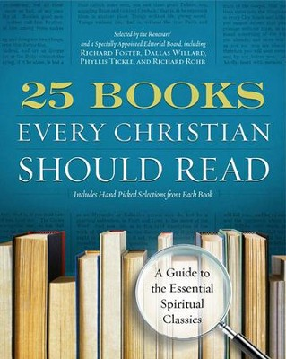 25 Books Every Christian Should Read - eBook  -     By: Renovare