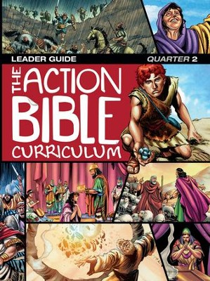 Action Bible Curriculum Leader Guide Q2  -