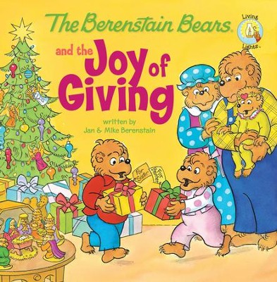Berenstain Bears and the Joy of Giving - Slightly Imperfect  -