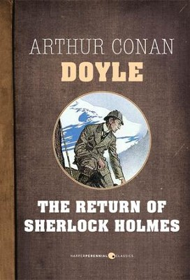 The Return of Sherlock Holmes - eBook  -     By: Arthur Conan Doyle