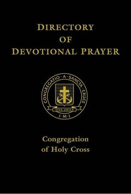 Directory of Devotional Prayer  -     By: Congregation of Holy Cross
