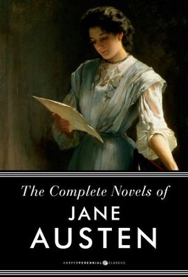 The Complete Novels of Jane Austen: Pride and Prejudice, Sense and Sensibility and Others - eBook  -     By: Jane Austen