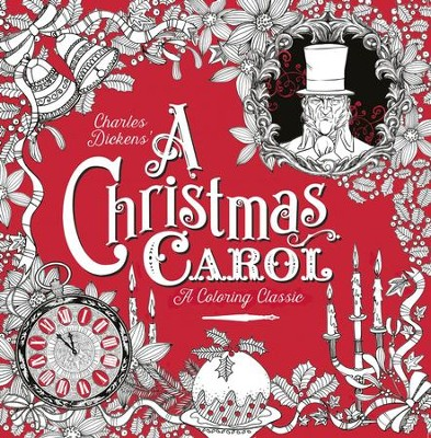 A Christmas Carol: A Coloring Classic   -     By: Charles Dickens     Illustrated By: Kate Ware, Vladimir Aleksic