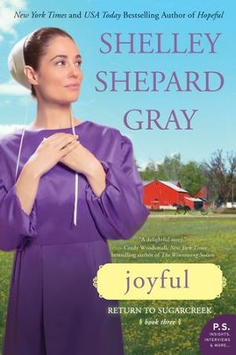 Joyful: Return to Sugarcreek, Book Three - eBook  -     By: Shelley Shepard Gray