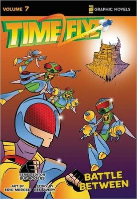 Battle Between, Volume 7, Z Graphic Novels / TimeFlyz   -     By: Bud Rogers