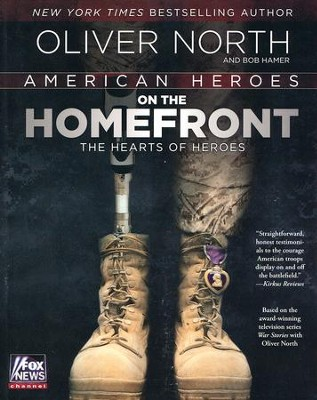 American Heroes  -     By: Oliver North