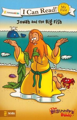 The Beginner's Bible: Jonah and the Big Fish, My First I Can  Read! (Shared Reading)  -     By: Kelly Pulley