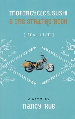 Motorcycles, Sushi, and� One Strange Book