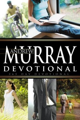 Andrew Murray Devotional (365 Day) - eBook  -     By: Andrew Murray