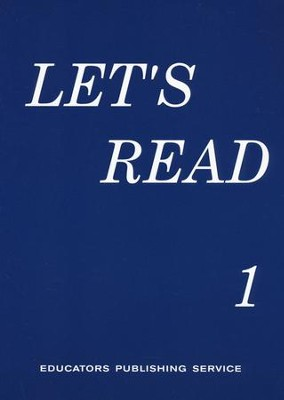 Let's Read Book 1   -