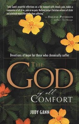 The God of All Comfort  -     By: Judy Gann