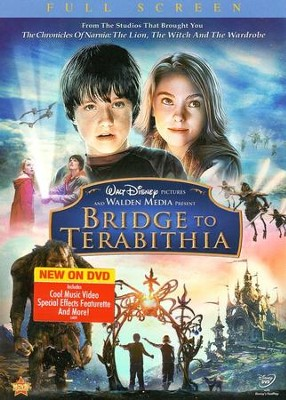 Bridge to Terabithia, DVD   -