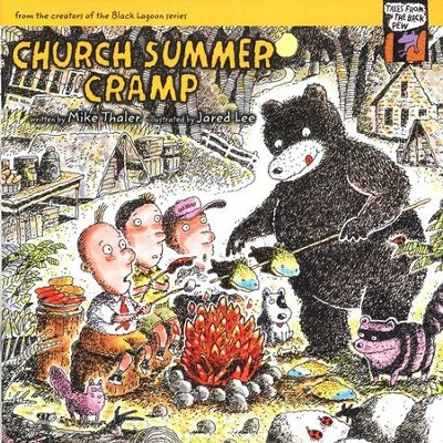 Tales from the Back Pew: Church Summer Cramp   -     By: Mike Thaler     Illustrated By: Jared Lee