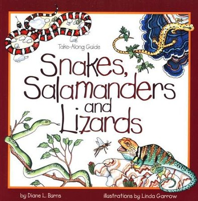 Snakes, Salamanders and Lizards   -     By: Diane L. Burns
