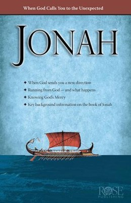 Jonah - eBook  -     By: Rose Publishing