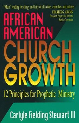 African American Church Growth   -     By: Carlyle Fielding Stewart III