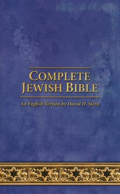 Complete Jewish Bible: 2017 Updated Edition, Paperback  -     By: David H. Stern