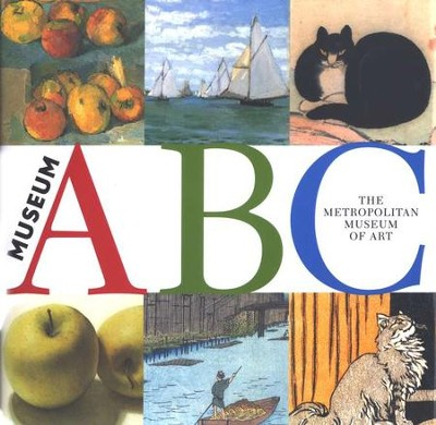 Museum ABC  -     By: Metropolitan Museum of Art