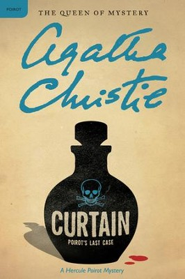 Curtain: Poirot's Last Case: Hercule Poirot Investigates - eBook  -     By: Agatha Christie