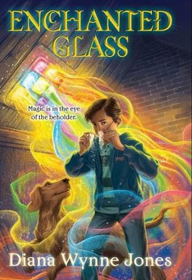 Enchanted Glass - eBook  -     By: Diana Wynne Jones