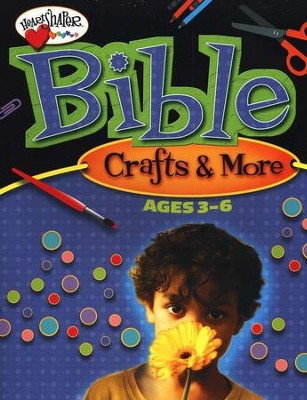 Bible Crafts & More (Ages 3-6)   -