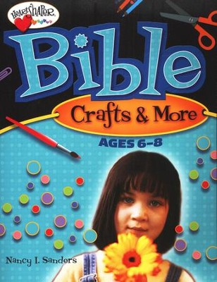 Bible Crafts & More (Ages 6-8)   -