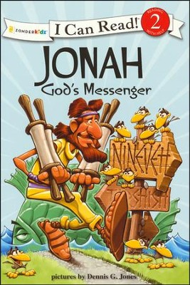Jonah, God's Messenger  -