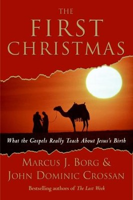 The First Christmas - eBook  -     By: Marcus J. Borg