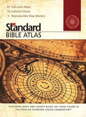 Standard Bible Atlas   -