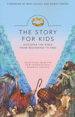 Story for Kids: Discover the Bible from Beginning to End, Softcover - Slightly Imperfect  -