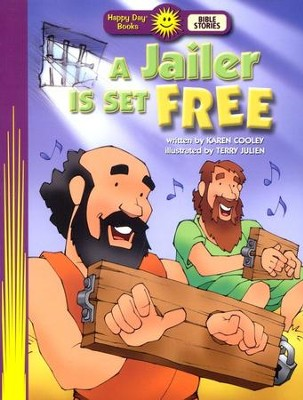 A Jailer Is Set Free  -     By: Karen Cooley     Illustrated By: Terry Julien