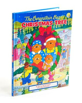 Living Lights: The Berenstain Bears Christmas Tree   -     By: Stan Berenstain, Jan Berenstain