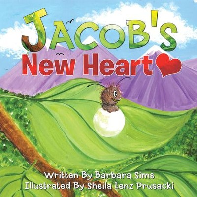 Jacob's New Heart - eBook  -     By: Barbara Sims