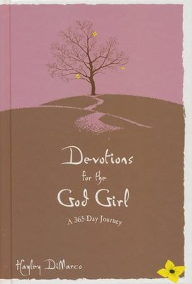 Devotions for the God Girl: A 365 Day Journey - Slightly Imperfect  -