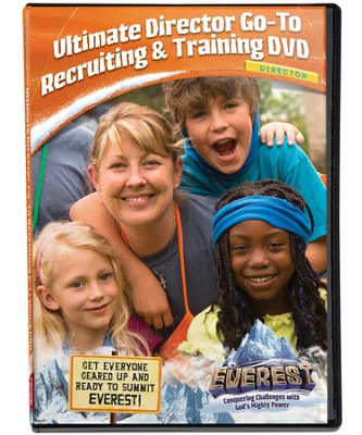 Everest VBS 2015: Ultimate Director Go-to Recruiting & Training DVD   -