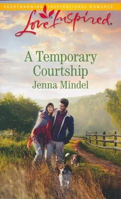 A Temporary Courtship  -     By: Jenna Mindel