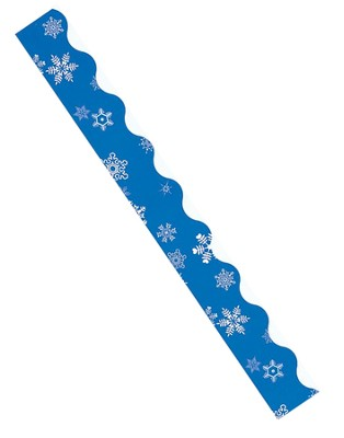 Snow Flurries Terrific Trimmer  -