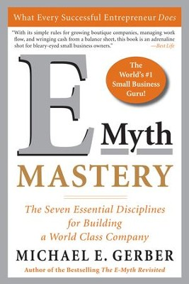 E-Myth Mastery - eBook  -     By: Michael E. Gerber