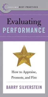 Best Practices: Evaluating Performance - eBook  -     By: Barry Silverstein